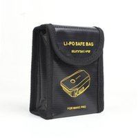 Wholesale Drone Lipo - Protection Lipo Battery Safe Bag Pouch Case Cover for DJI Mavic Pro Drone