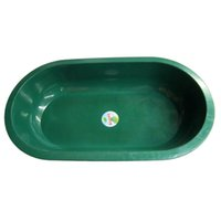Wholesale Large Baby Tub - Thicker green color new style Baby tubs baby bath tub children's bathtub thickening large bath barrel