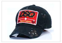 Wholesale Baseball Brother - DSQ baseball cap 3 Colors men European fashion casual sport hat sun hat 64 brothers 95