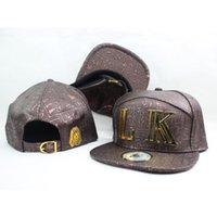 Wholesale Hiphop Hat Korean - Popular 143 Styles hats Snapback Beanies Hats Baseball hat for men and women hiphop snapback flat along the Korean version of hip hop men