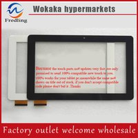 "Wholesale Tablet Touch Screen Repairs - Wholesale- New Touch screen digitizer For 10.1"" Tablet Wolder miTab CALIFORNIA Touch panel Repair glass Sensor Replacement Free Shipping"