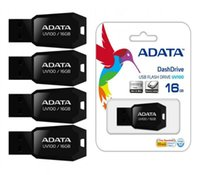 Wholesale Usb Adata 4gb - OLEEDA Capacity ADATA Dash Drive UV100 2GB 4GB 8GB 16GB 32GB 64GB 128GB 256GB USB 2.0 Flash Memory Pen Drive Sticks