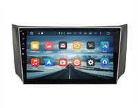 "Wholesale Nissan Sylphy Dvd - Octa Core 2 din 10.1"" Android 6.0 Car Radio DVD GPS for Nissan Sylphy 2012-2015 With 2GB RAM Bluetooth WIFI 32GB ROM Car DVD Player"