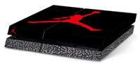 Wholesale ps4 new console - New Air FLY Vinyl Decals PS4 Skin Sticker full Set Console Skin+2 Controller Protective Skin Stickers