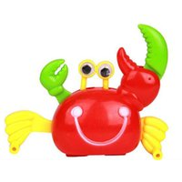 Wholesale Crab Wind Up Toy - 2016 New Walking Crab Toy Children's Attractive Walking Crab Toy Intelligent Toy Wind-up Toys Best Gifts