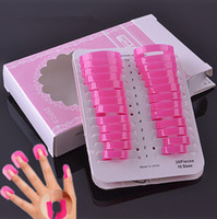1 manicure gel nails - 26Pcs set Size Nail Form Set Manicure Tool Protector Uv Gel Nail Polish Model Spill Proof Creative Nail Art
