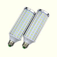 Wholesale ceiling light globe resale online - E26 E27 E40 W W W W W W W W LED Corn Bulbs SMD5730 led Lights Lampada Chandelier Ceiling LED lamp Spotlight