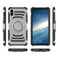 Wholesale Car Cell Phone Price - For iphone8 cell phone cases Creative arm with multi - functional car magnetism mobile phone shell protective cover wholesale price