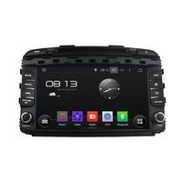 Wholesale Car Dvd Stereo For Sorento - Fit for kia SORENTO 2015 2016 Android 5.1.1 system 1024*600 hd screen car dvd player gps navigation radio 3G wifi bluetooth dvr obd2