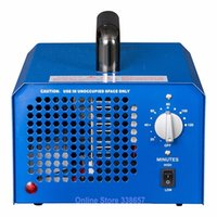 Wholesale Ozone Generator 7g - 7g h Commercial  home use ozone O3 generator ozonator machine air purifier odor eliminator disinfection sterilizer