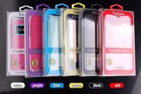 ingrosso cassa del telefono 4.7inch-2017 nuovo design di alta qualità scatola in PVC con interno universale di carta di colore per 4.7 pollici e 5.5 pollici custodia per cellulare per samsung iphone smart phone