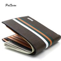 Wholesale New Px - Wholesale- 2017 new arrivel mens wallet designer men wallets famous brand purse with card pocket brown solid short male standard wallets PX