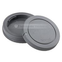 Wholesale Nex Cap - Wholesale-20PCS Camera lens cap bayonet cover For E-mount nex3 nex-5n 5t nex-f3 A7 A7S A7R A7M2 A6000 A5100