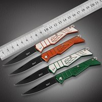 Cold Steel blades technology - pieces Outdoor travel field life color folding knife micro technology portable portable stainless steel peeling knife