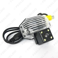Wholesale Vios Cars - FEELDO CCD Reverse Car Camera With 4LED lights for Toyota Corolla VIOS Avensis Rearview Camera SKU:4053