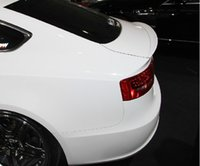 Wholesale fit for Audi A5 sportback s5 style PU car spoiler car exterior and give free m glue