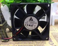 computadora delta al por mayor-Delta ASB0824M 8025 24V 0.10A 2 hilos ultra silencioso convertidor de frecuencia industrial ventilador de la computadora