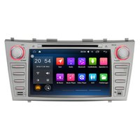 8 '' Quad Core Android 6.0.1 Автомобильный DVD-плеер для Toyota Camry 2007 2008 2009 2010 2011 С радио Stereo GPS Multimedia