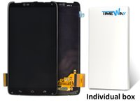 Wholesale Droid Lcd Screen - Black white LCD For Motorola Moto Droid Turbo XT1254 XT1225 LCD Touch screen Display with digitizer , Free shipping