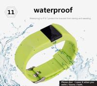 Wholesale flex fit wholesale - fitbit Fit bit TW64 Smartband Smart sport bracelet Wristband Fitness tracker Bluetooth 4.0 fitbit flex Watch for ios android Newest