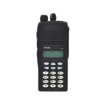 uhf talkie venda por atacado-Rádios em dois sentidos análogos da freqüência ultraelevada UHF GP-338 Walkietalkie de alta qualidade
