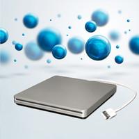 Wholesale 8x Dvd - Neutral General External Slim Slot-in USB2.0 DVD-RW Burner CD-ROM For Windows CD-R 24X DVD+R 8X  DVD-ROW 8X  CD-ROW 24X