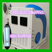 Wholesale Home Powerful - New Powerful Hair Removal System IPL SHR Elight OPT machine laer hair removal machine for the sap or home use