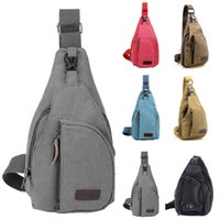 Wholesale Outdoor Pillows Blue - Military Messenger Bag New Fashion Men Messenger Bags Casual Outdoor Travel Hiking Sport Canvas Male Shoulder Bag