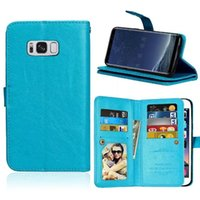 Wholesale frame galaxy grand for sale – best 9 Card Slot Money Photo frame Stand Wallet Case for Samsung Galaxy J5 A3 A5 A320 A520 A310 A510 J510 J2 Prime Grand Prime G530 PC