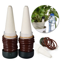 Wholesale Water Spike Automatic Watering - 2pcs Home Self-Watering Probes Indoor Automatic Watering System Houseplant Spikes for Plant