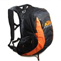 Wholesale New Multifunction KTM Motorcycle Bag Motocross Backpack Computer Shoulder Bag Chest Motorbike Cycling Outdoor Sport Bags