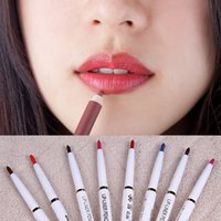 Wholesale best long lasting lip for sale - Group buy 1 PC Best Automatic Rotary Long Lasting Natural Makeup Waterproof Lip Liner Pencil