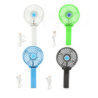 electric hand fan. mini electric hand fan - new usb rechargeable handheld lithium battery portable folding cooling