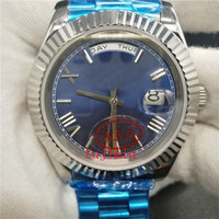 Wholesale sapphire royal - Big sell luxury brand men automatic day date royal oaks luxury watches Stainless steel bezel sapphire glass Wristwatches