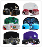 Wholesale Silver Hats For Sale - New Red Cotton Snapbacks Caps Brand Fashion Men Women Outdoor Hats Cayler & Sons Ball Snapback For Sale Fast Shipping