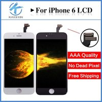 For Apple iPhone black or white iphone - For iPhone LCD Quality AAA Display Touch Screen Digitizer Assembly Replacement Black or White