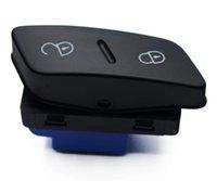 vw jetta golf gti toptan satış-VW Jetta GTI Golf MK5 Tiguan Için Fit / Sürücü Yan 1K0962125 Merkezi Kilitleme Anahtarı Düğmesi 1KD 962 125