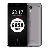 Ulefone Power 2 4G LTE Smartphone 5.5-дюймовый Android 7.0 Octa Core 4GB RAM 64 ГБ ROM Двойная SIM-карта 6050mAh Фингерпринт аккумулятора
