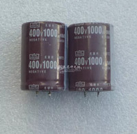 Wholesale radial electrolytic capacitors - Wholesale-400v 1000uf Electrolytic Capacitor Radial 35x50mm (2pcs) Free shipping