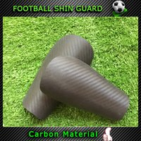 Wholesale KJ Frosted Sanded Smooth Skid Resisting Soccer Shin Pads Adults Football Shinguard Slip Shield