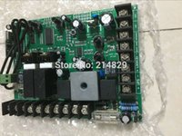 Wholesale Dc Motor Board - Wholesale- Automatic Double arms swing gate opener control panel PCB board, motor voltage 24V DC