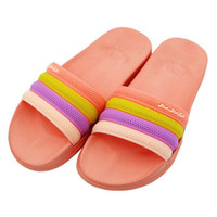 Wholesale Girls Wear Cartoon - B1503 Color 1-5 Kids Sandals Slippers Children's Boys Girls Summer Cartoon Hole shoes Wear non-slip Garden shoes