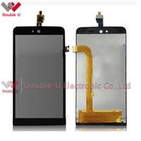 Wholesale Wholesale Dash Touch Screen - 2pcs lot high Quality For BLU Dash X D010U full LCD Display Touch Screen Glass Digitizer Assembly Free Shipping