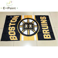 Boston Bruins National Hockey League (NHL) Type B 3 5ft (90cm 150cm) Polyester  flag Banner American decoration flying home   garden flag 9f8118c48