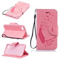 """Wholesale Slimmest Iphone Folio Case - iPhone 7 Case, Classic PU Leather Wallet Case ONLY For iPhone 7 (4.7"""") - Slim Flip Stand Folio Retro Cover"""