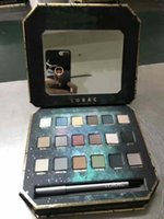 Wholesale Pirates Makeup - Hot ! LORAC THE CARIBBEAN Eyeshadow Palette Makeup 18 color with eyeliner Pencil New in box DHL free LORAC PIRATES Eyeshadow