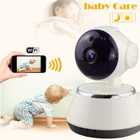 720P HD drahtlose IP-Kamera Mini WiFi Netzwerk IP-Kamera Baby / Pet Monitor Home Surveillance Sicherheitssystem Video Recording Zwei-Wege-Audio