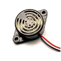 12v electronica al por mayor-Durable 3-24V Zumbador Electrónico Piezo Alarma Sonido 95DB Alarma Alto-decibel 12V Zumbador Electrónico Sonido