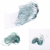 Wholesale Net Floats - HOT Sale 20m 3 Layers Monofilament Gill Fishing Net with Float Fish Trap Rede De Pesca Fishing Tools Wholesale
