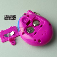 Wholesale Toys Sold Christmas - Hot Sell Electronic Pet Machine Kids Toys Beyblade Christmas Gifts Retro Virtual Pet 49 In 1 Cyber Pets Animals Toys Funny Tamagotchi Kids